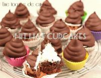 Hit Hat Cupcakes